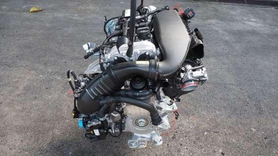 Mercedes benz w213 e350 complete engine