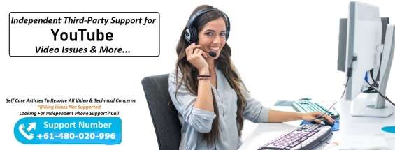 Youtube support number australia
