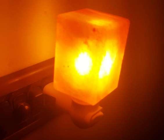 Himalayan salt night light - al fajar enterprises