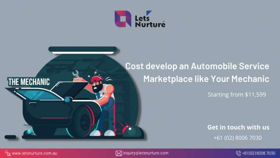 Want to create an automobile service marketplace like your mechanic?