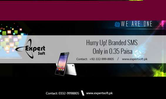 Free branded sms   online bulk sms   sms marketing - expert soft