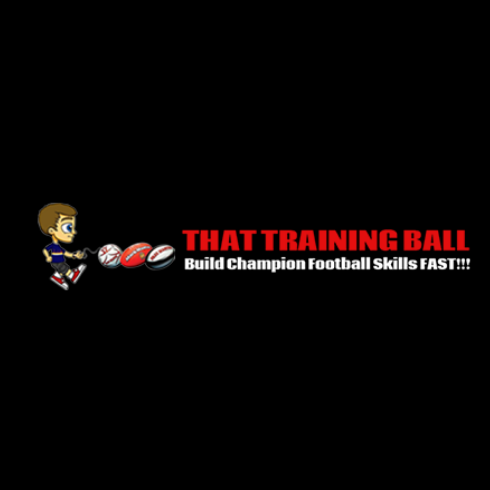 Leather ross faulkner training afl ball for your kids at reasonable price