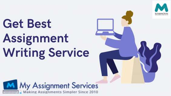 Now avail outstanding assignment writing services